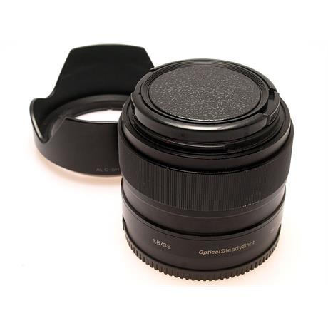 Sony 35mm F1.8 E OSS thumbnail