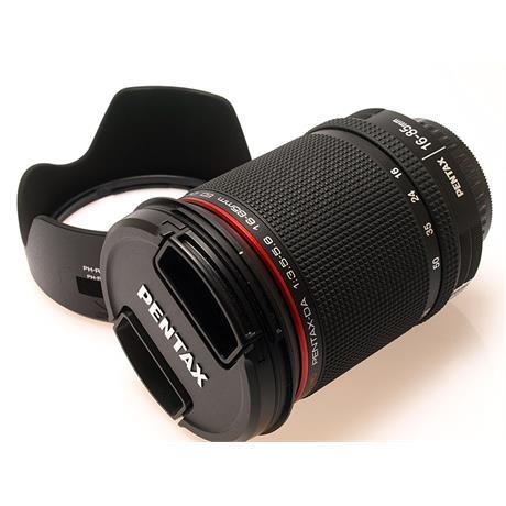 Pentax 16-85mm F3.5-5.6 ED DC WR thumbnail