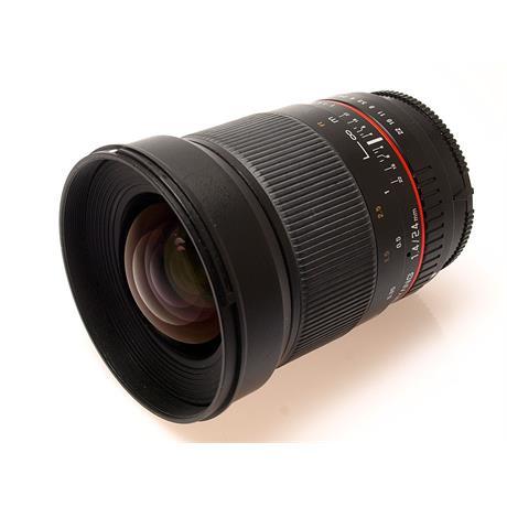 Samyang 24mm F1.4 AE ED AS UMC - Sony/Minolta thumbnail