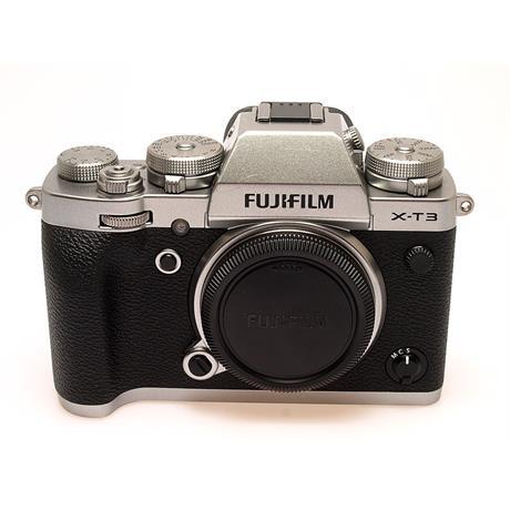 Fujifilm X-T3 Body Only - Silver thumbnail