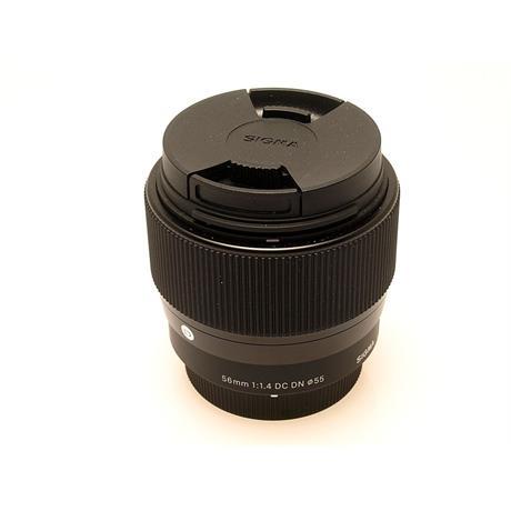 Sigma 56mm F1.4 DC DN - Micro 4/3rds thumbnail