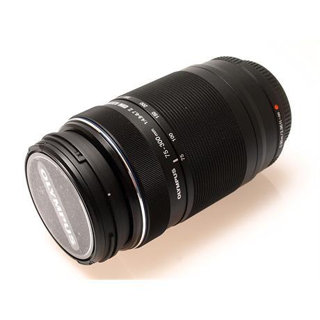 Olympus 75-300mm F4.8-6.7 ED M.Zuiko - Black thumbnail