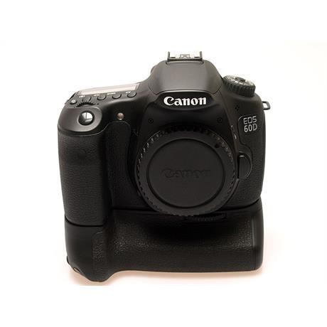 Canon EOS 60D Body + BG-E9 Grip thumbnail