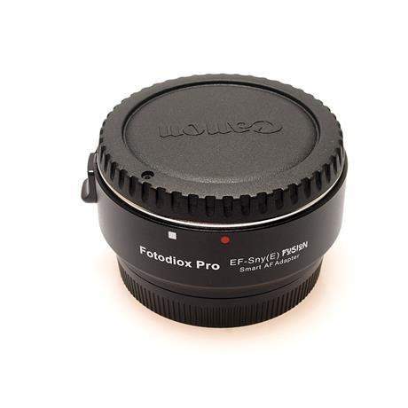 Fotodiox Canon EOS - Sony E Smart Lens Mount Adap thumbnail