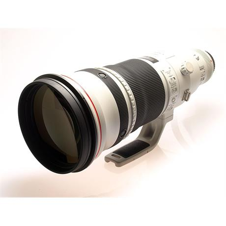 Canon 500mm F4 L IS USM II thumbnail