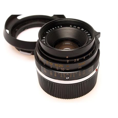 Leica 35mm F2 Black thumbnail