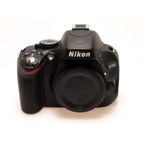 Nikon D5100 Body Only thumbnail