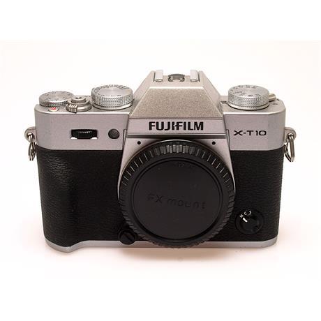 Fujifilm X-T10 Silver Body Only thumbnail
