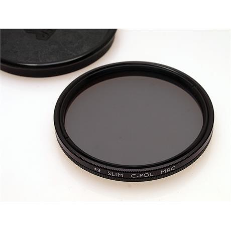 B+W 49mm Slim Circular Polariser - Multi Coa thumbnail