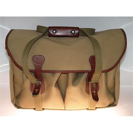 Billingham 445 Canvas - Khaki/Tan thumbnail