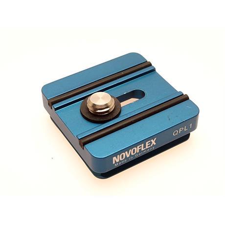 Novoflex QPL-1 Quick Release Plate thumbnail