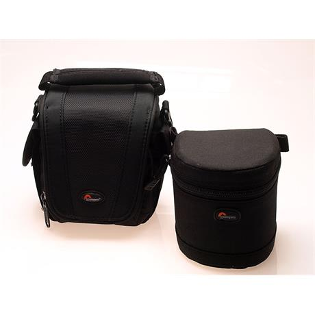 Lowepro Edit 100 + Lens Case 9x9cm thumbnail