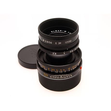 Leica 50mm F2.8 M Black thumbnail