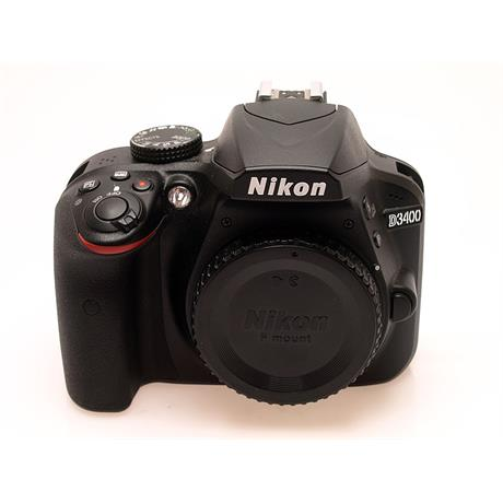Nikon D3400 Body Only thumbnail