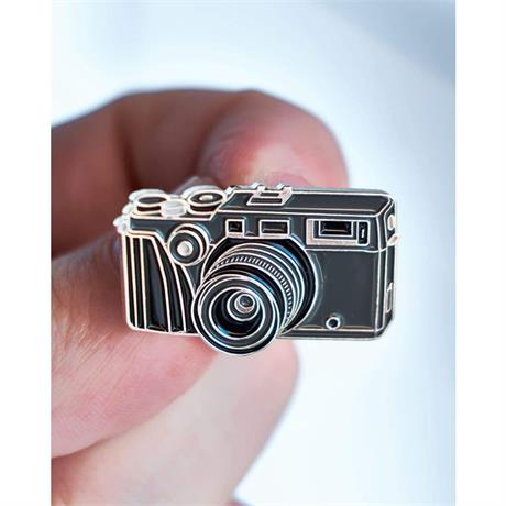 Offcial Exclusive Hasselblad X-Pan - Pin Badge thumbnail