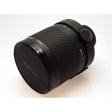 Sigma 600mm F8 Reflex - Nikon thumbnail