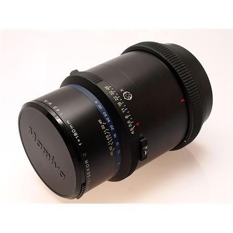 Mamiya 180mm F4.5 WN thumbnail