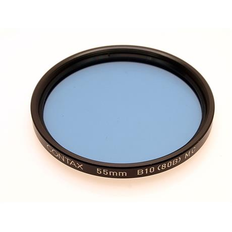 Contax 55mm B10 Blue (80B) thumbnail