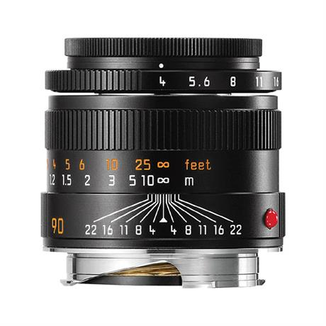 Leica 90mm F4 Macro M Black 6bit Set thumbnail