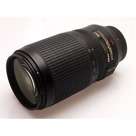 Nikon 70-300mm F4.5-5.6 G AFS VR thumbnail