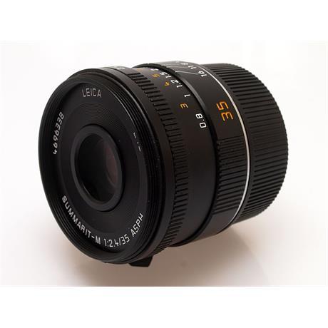 Leica 35mm F2.4 Asph M Black 6bit thumbnail