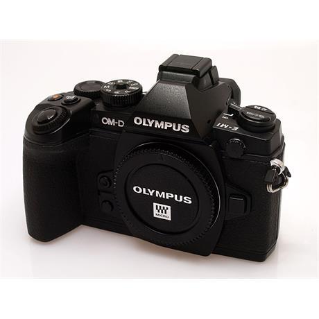 Olympus E-M1 Black Body Only thumbnail