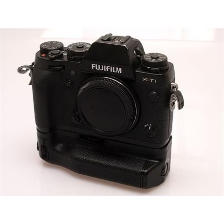 Fujifilm X-T1 Body + VPB-XT1 Vertical Grip thumbnail