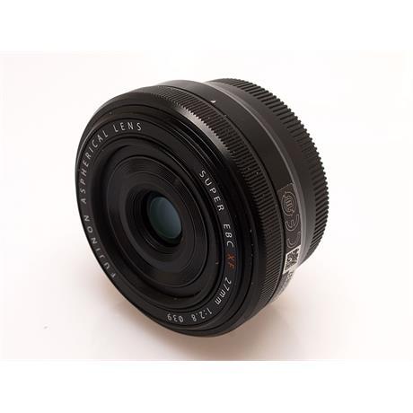 Fujifilm 27mm F2.8 XF thumbnail