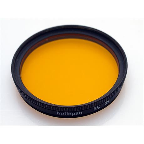 Heliopan 39mm Yellow thumbnail