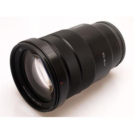 Sony 18-105mm F4 G OSS E thumbnail