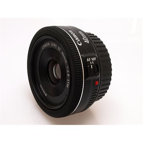 Canon 40mm F2.8 STM thumbnail