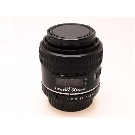 Pentax 50mm F2.8 SMC D FA Macro thumbnail