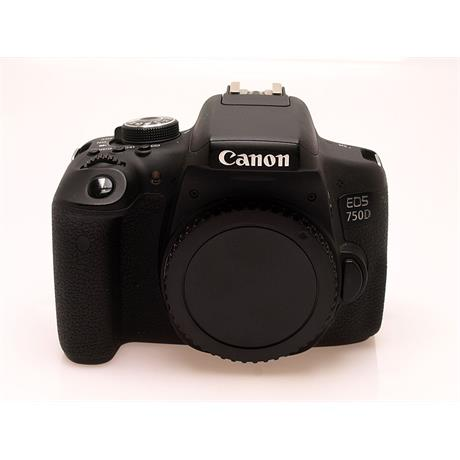 Canon EOS 750D Body Only thumbnail