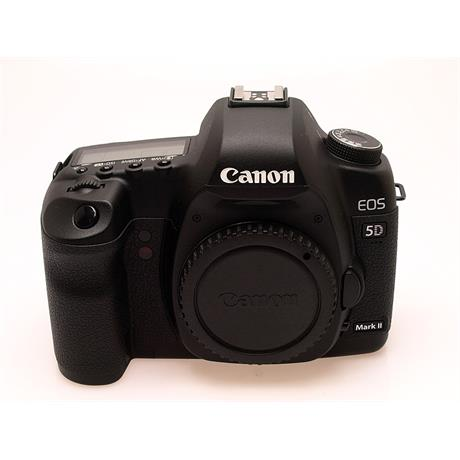 Canon EOS 5D II Body Only thumbnail