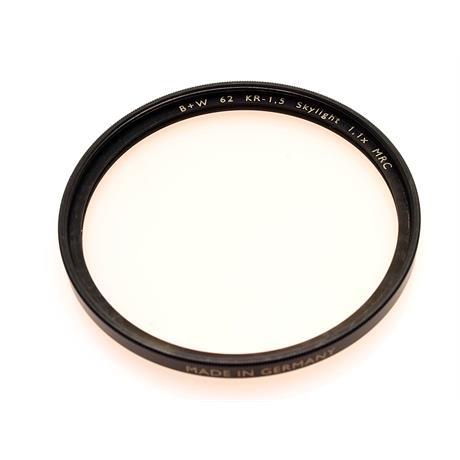 B+W 62mm KR1.5 Skylight - Multi Coated thumbnail