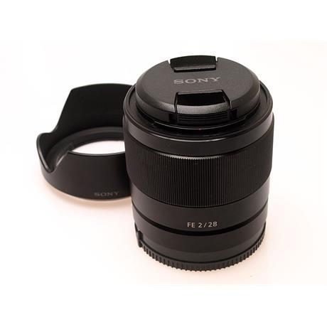 Sony 28mm F2 FE thumbnail