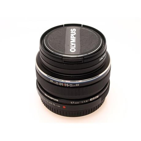 Olympus 17mm F1.8 M.Zuiko Black thumbnail