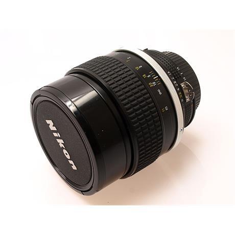 Nikon 85mm F1.4 AIS thumbnail