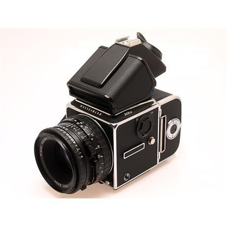 Hasselblad 503CW Complete + PM5 Prism thumbnail