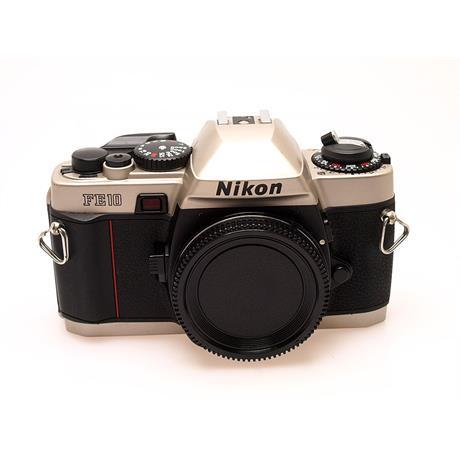 Nikon FE10 Chrome Body Only thumbnail