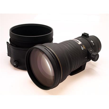 Sigma 300mm F2.8 Apo EX - Sony/Minolta thumbnail