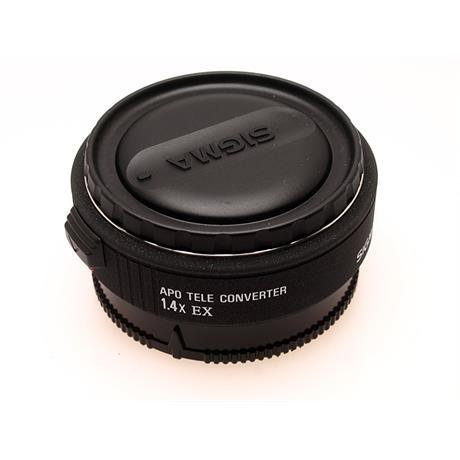 Sigma 1.4x Apo EX Converter - Sony/Minolta thumbnail