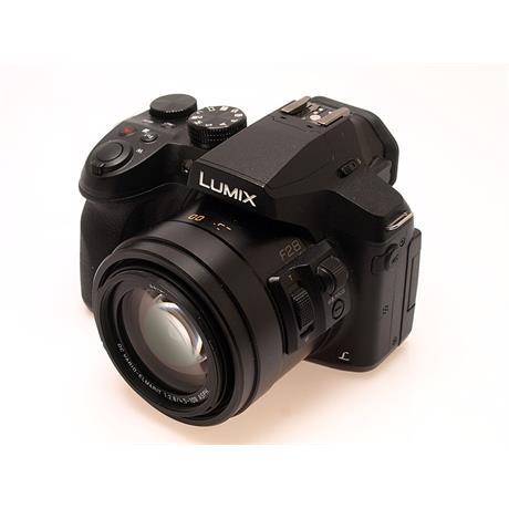 Panasonic DMC FZ330 - Black thumbnail