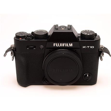 Fujifilm X-T10 Black Body Only thumbnail