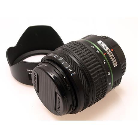Pentax 18-55mm F3.5-5.6 DA AL thumbnail