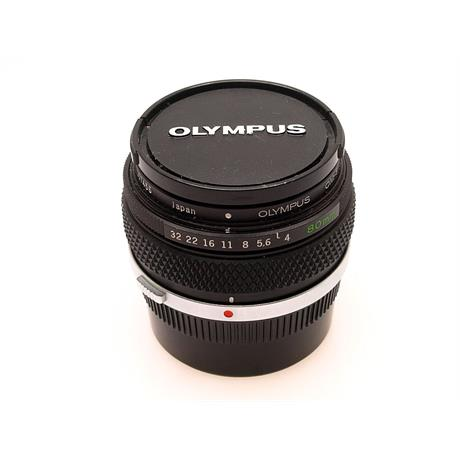 Olympus 80mm F4 Macro Zuiko + Close-up Attachmen thumbnail