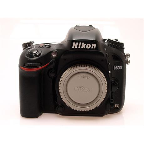 Nikon D600 Body Only thumbnail