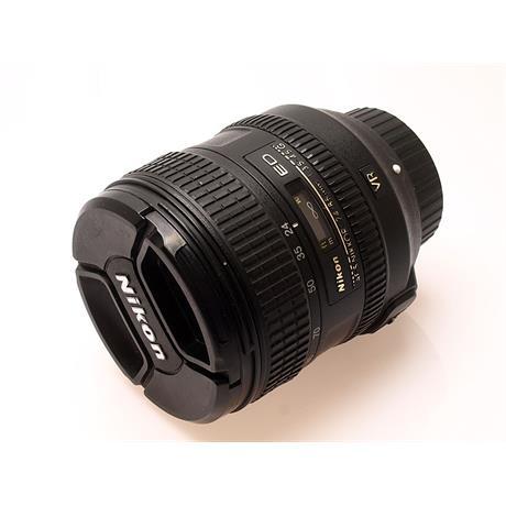 Nikon 24-85mm F3.5-4.5 G ED VR thumbnail