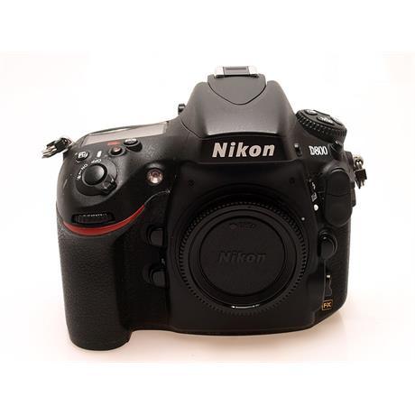 Nikon D800 Body Only thumbnail