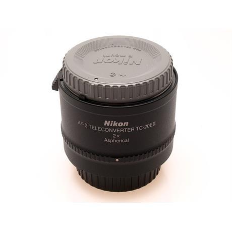 Nikon TC-20 EIII AFS Converter thumbnail